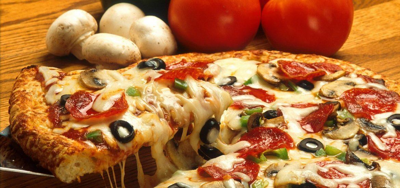 pizza maison