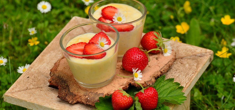 crème dessert à la vanille maison