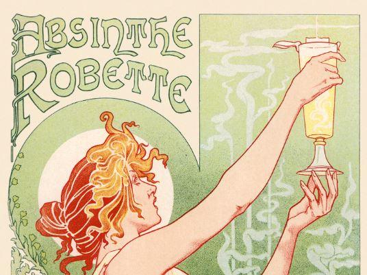 l'absinthe