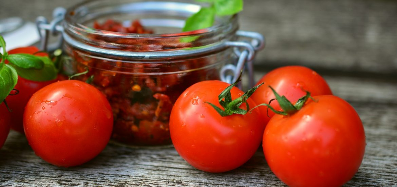 tomates séchées
