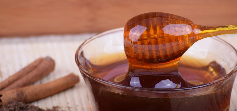 mélange miel-cannelle
