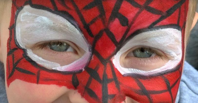 maquillage pour les enfants 100% naturel